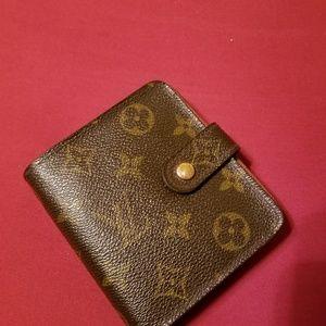 Other - Authentic Louis Vuitton wallet